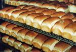 racked bread